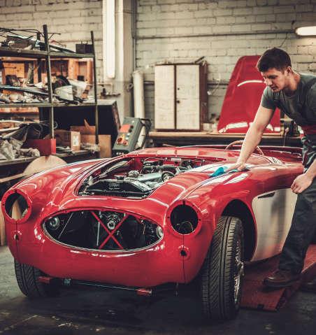 restauration voiture poix du nord